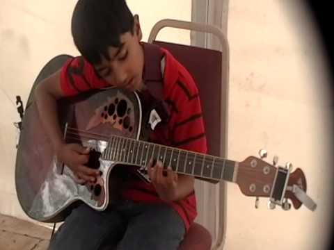 Sanju Guitar Beat it