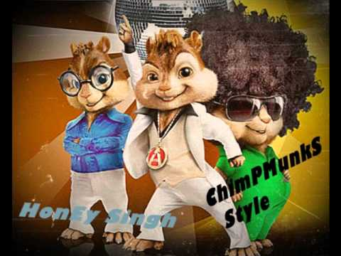 Honey Singh Choot Vol-1 ChipMunks !
