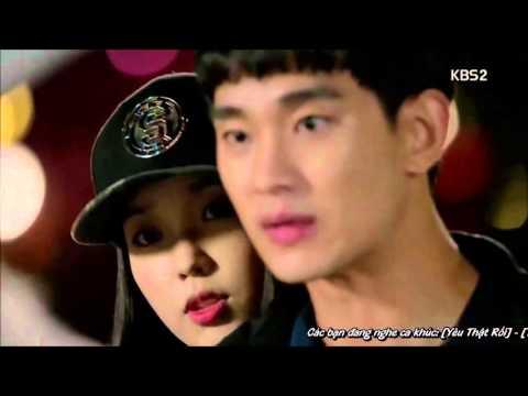 Yêu Thật Rồi - Trịnh Đình Quang [ (MV) IU & Kimsoohyun The Producer ]