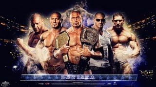 WWE 13: Batista Vs Brock Lesnar Vs Ryback