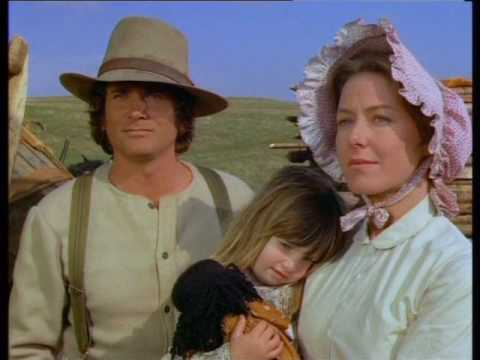 Little House on the Prairie - Pilot (Part4) Highlights,