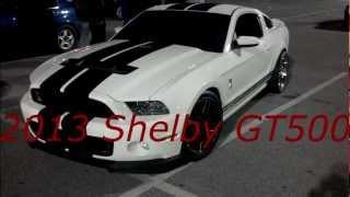 2013 Mustang Shelby GT500 Vs 2010 Corvette Z06 Vs Many