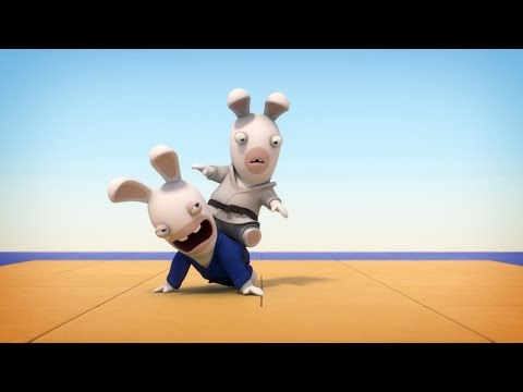 Rabbids Invasion - Džudo