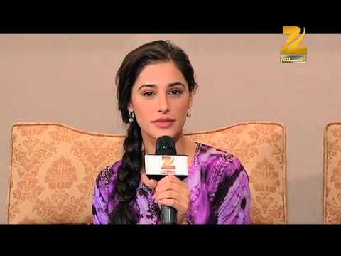 Nargis Fakhri Wishing all the Viewers of Zee Aflam Eid Mubarak
