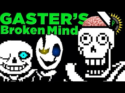 Game Theory Gasters Identity REVEALED Undertale