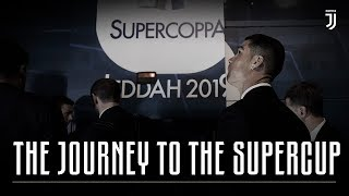 Juventus journey to the Supercup final