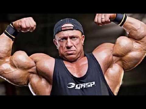 Top 10 lực sĩ thể hình có cơ bắp đáng sợ nhất thế giới