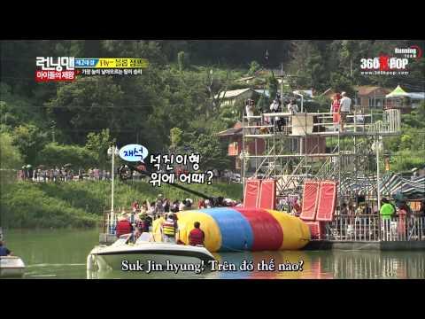 Running Man Ep 162 HD 360kpop Vietsub