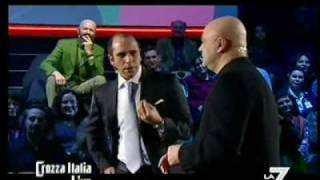 CHECCO ZALONE - Crozza Italia di Maurizio Crozza view on youtube.com tube online.