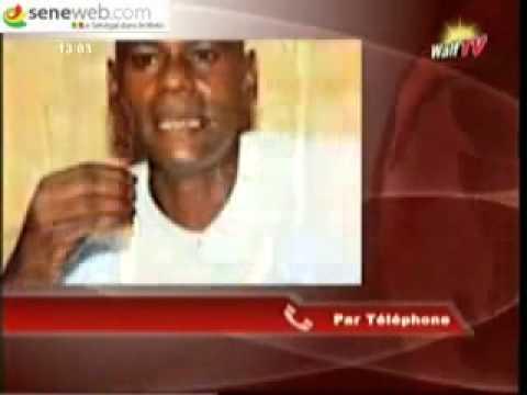 R1 Abdoulaye Wade differe son retour à Dakar  Reaction de Youssou Touré