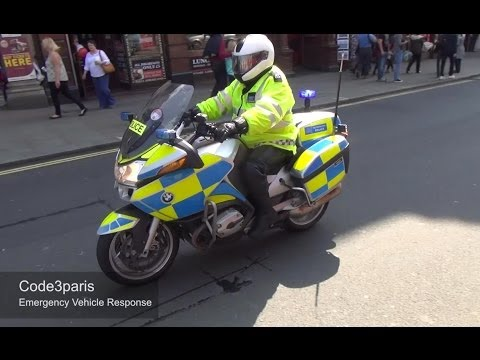 BMW R1200 RT-P London Metropolitan Police (X3)