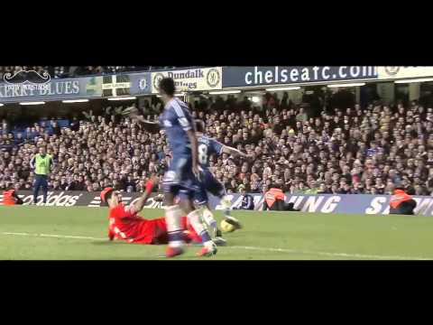 "Luis Suarez ""NO PENALTY"" vs Chelsea"