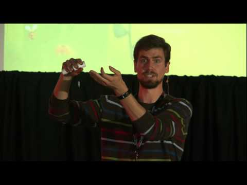 Edible forest gardening -- rewriting the narrative and falling in love: Paul Wartman at TEDxGuelphU