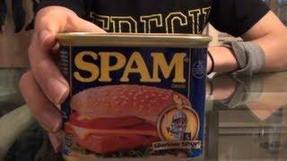 Spam Challenge vs Wreckless Eating