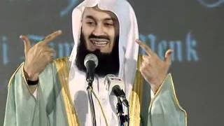 Mufti Menk- Develpoing an Islamic Personality (Part 1) view on youtube.com tube online.