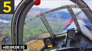 Top 5 POV Plane Emergency Landings