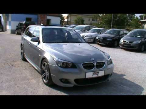 2006 BMW 535d touring M-optik  Full Review,Start Up, Engine, and In Depth Tour