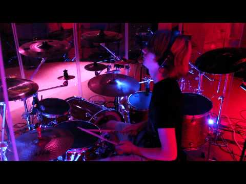 King For a Day Pierce the Veil ( Drum Cover by Austin Williams)