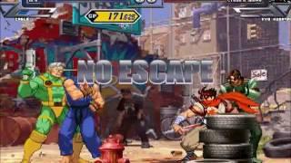 Street Fighter VS KING Of Fighters VS MvCap 2011 HD PC