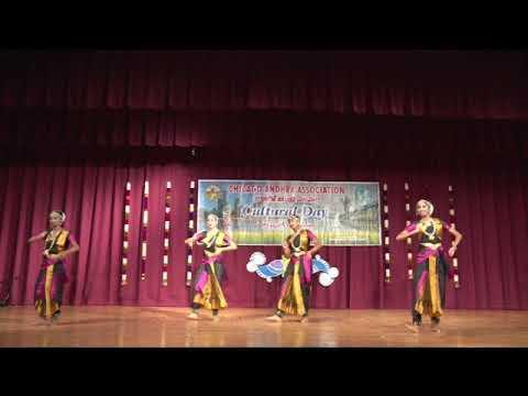 "CAA - 2017 AP Cultural Festival - Oct 14th 2017 - Item-19 ""Vinayaka Kowthvam"""