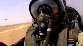 Wild Fly Mirage F1 Low Level In Chad