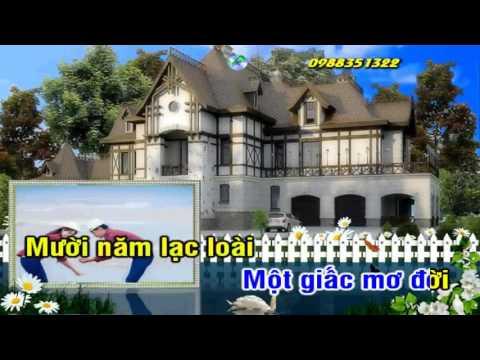 [Karaoke Nhạc Sống] Vó Ngựa Trên Đồi Cỏ Non