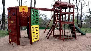 Детские площадки ремонтируют в Артёме