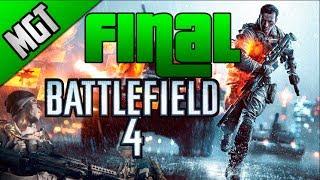 Battlefield 4 Campaña Parte 14 Gameplay En Español (Final)