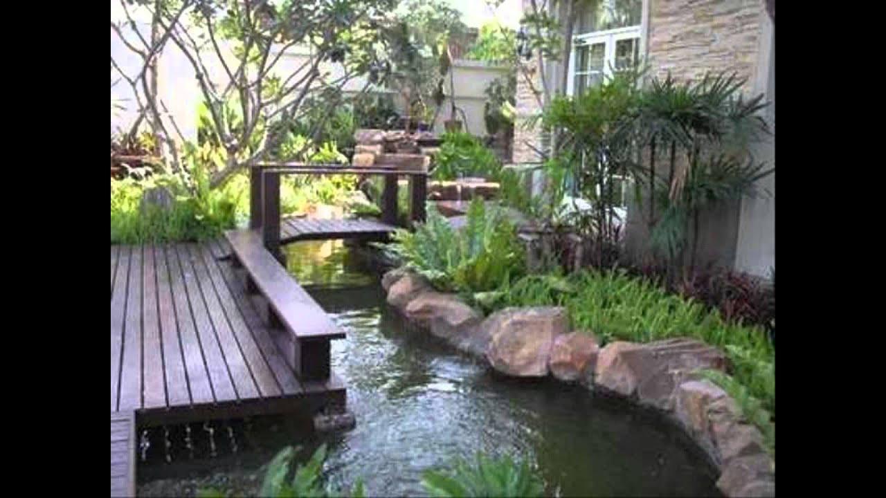 การจัดสวนหน้าบ้าน