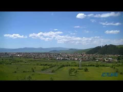 Gyergyszentmikls panorma (ATI FILM-Full HD)