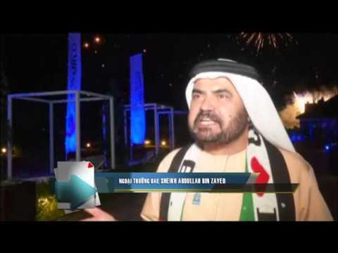Dubai giành quyền đăng cai World Expo 2020