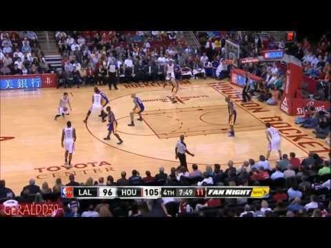 Jeremy Lin highlights vs Lakers || Jan 8, 2013 || HD ||