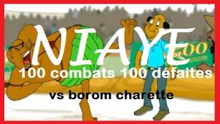 Niaye Vs Borom Charette - 04 Septembre