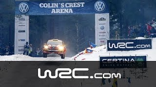 Vidéo Stages 16-20: Rally Sweden 2014