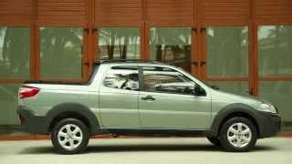 Fiat Strada 2014 Com Opção De Terceira Porta Vídeo
