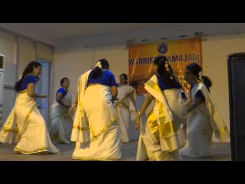 Delhi Warrier Samajam 2013 Thiruvathira