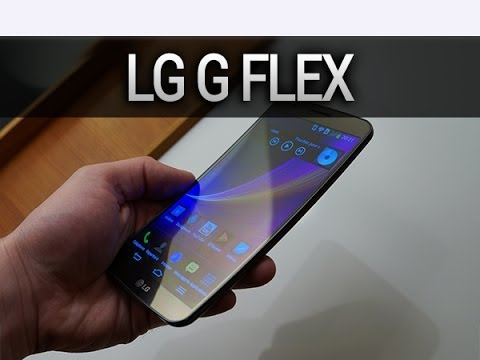LG G Flex, prise en main - par Test-Mobile.fr