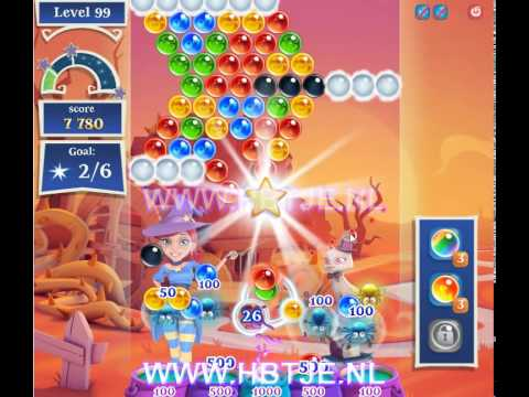 Bubble Witch Saga 2 level 99