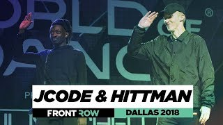 JCode & Hitmann AKA Jekyll & Hyde | World of Dance 2018 #WODDALLAS18