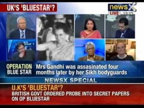 Operation Blue Star: 1984 UK PM's letters with NewsX