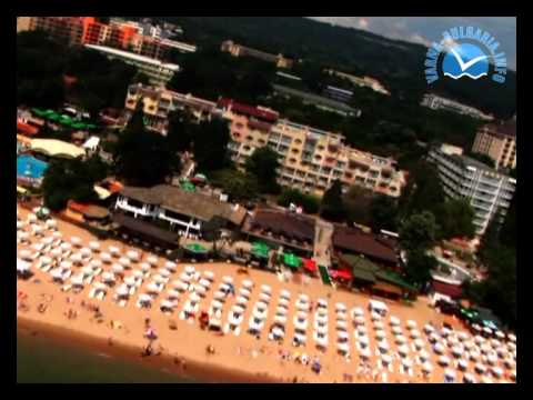 Sea resort Golden Sands - About coastal city of Varna and it`s resorts