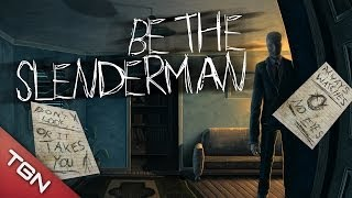BE THE SLENDERMAN: UN PAPÁ RESPONSABLE