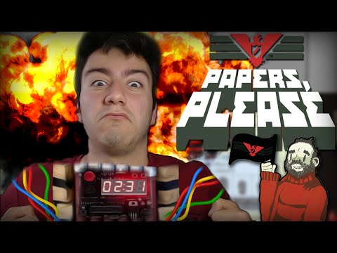 CANLI BOMBA!! - Papers, Please #5
