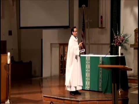 Lễ Mình Máu Thánh Chúa Kitô ( Linh Mục Giuse Trịnh Ngọc Danh giảng )