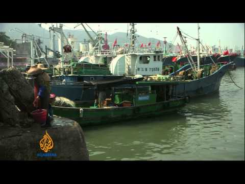 Tensions over fishing rises in South China sea