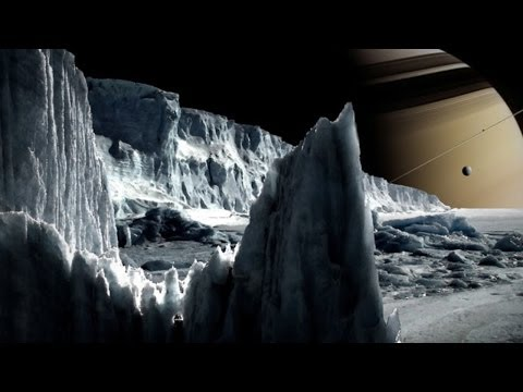 Space Secrets: Ocean Found On Saturn's Moon!
