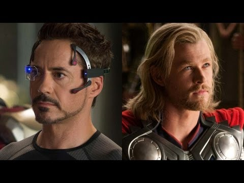 'Iron Man 3' & 'Thor 2' Spoilers Revealed, http://bit.ly/clevvermovies - Click to Subscribe! http://Facebook.com/ClevverMovies - Become a Fan! http://Twitter.com/ClevverMovies - Follow Us! SPOILER ALE...