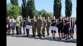 У ХНУВС пройшла IX Всеукраїнська спартакіада з військово-прикладних видів спорту