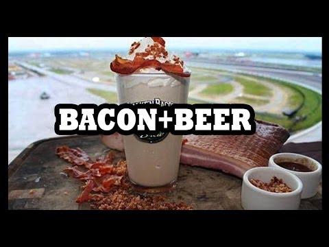 Maple Bacon Beer Milkshake!! - Food Feeder