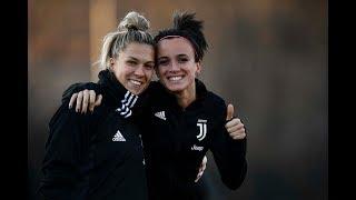 Juventus Women prepare for Fiorentina!